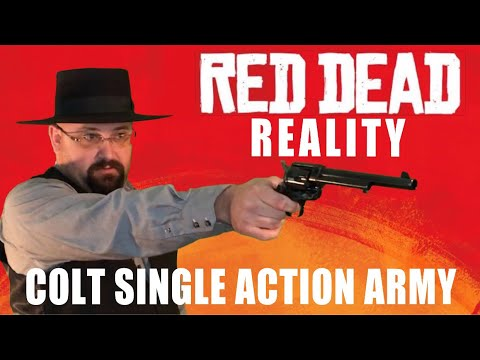 Red Dead Reality: Colt Single Action Army