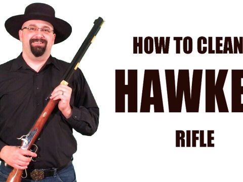 How To Clean A Hawken Rifle