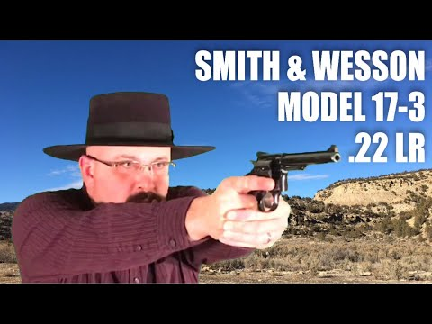 Smith & Wesson Model 17-3 (.22 LR)