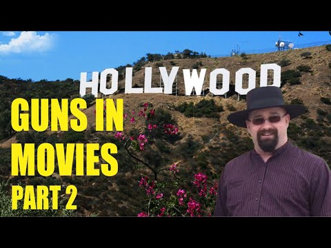 Guns In Movies, Part 2 (Warning: Minor Spoilers)