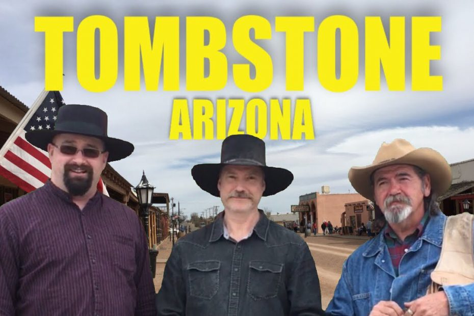 TOMBSTONE (A Historical and Comical Tour)