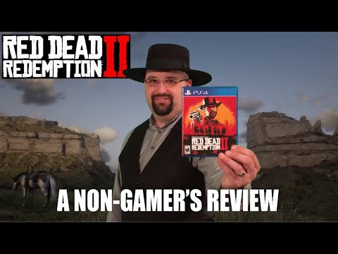 Red Dead Redemption II: A Non-Gamer's Review
