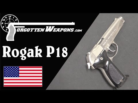 Rogak P18 – A Cautionary Tale of Manufacturing