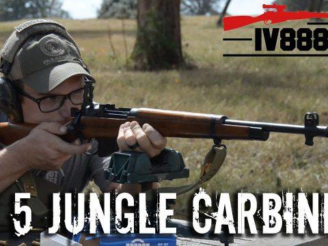 Enfield No5 MkI Jungle Carbine