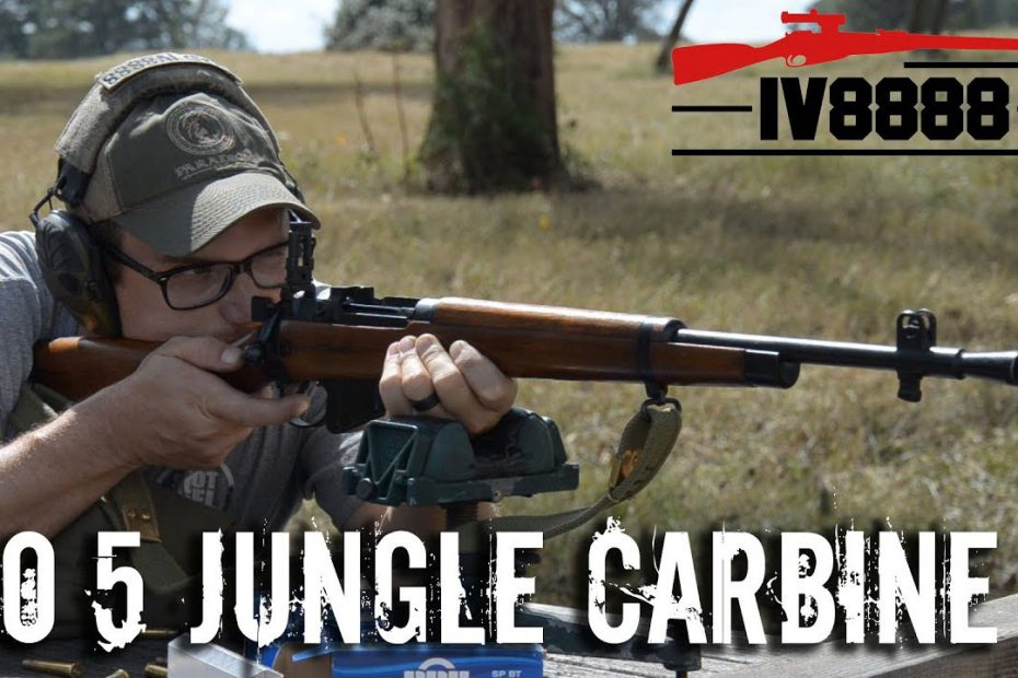 Enfield No5 MkI Jungle Carbine