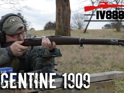 Argentine 1909 Mauser