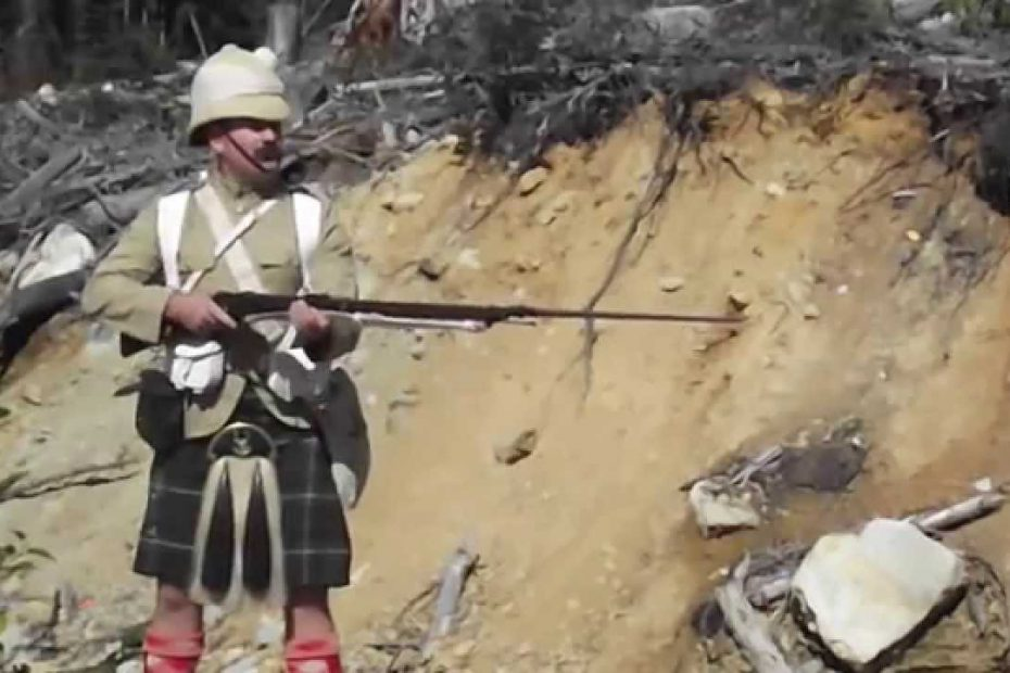 The Mk I Martini Henry: Shooting with the P71 Valise Equipment