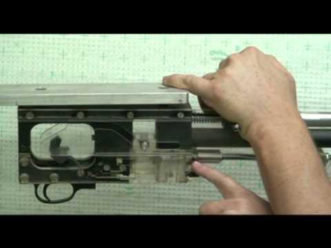 Caseless cartridge demonstration model