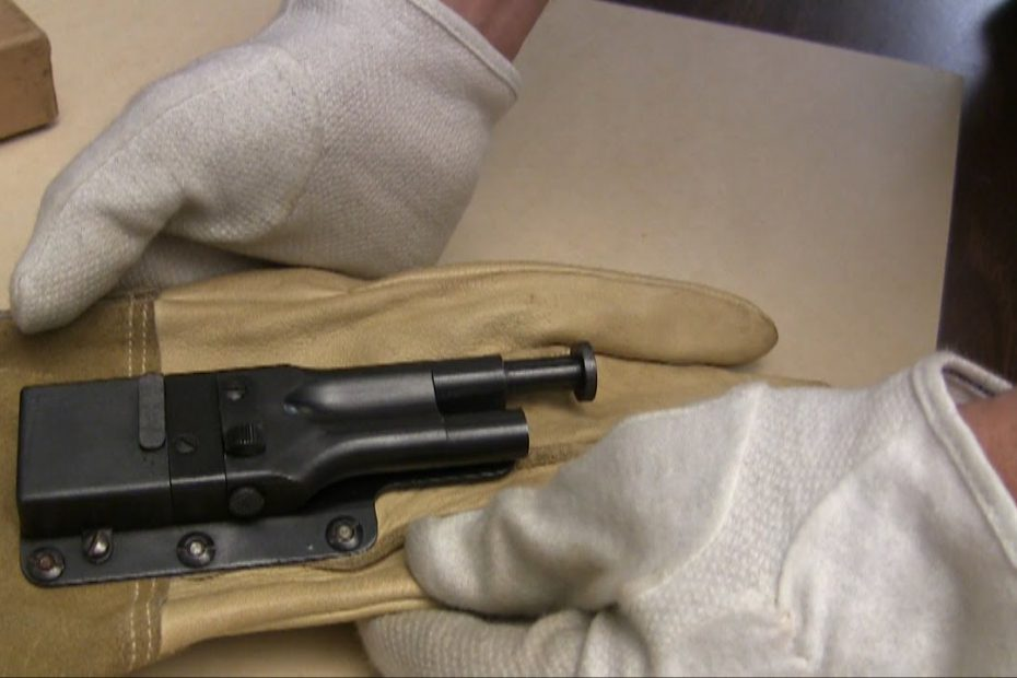 Sedgley Glove Gun