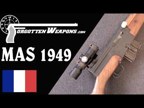 MAS 49: A Universal Service Rifle