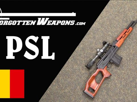Romania Doesn't Make the Dragunov: The PSL