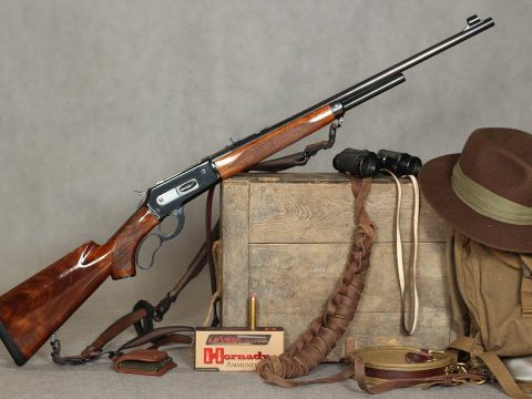 Pedersoli 1886/71 lever action meets Hornady LEVERevolution cartridge