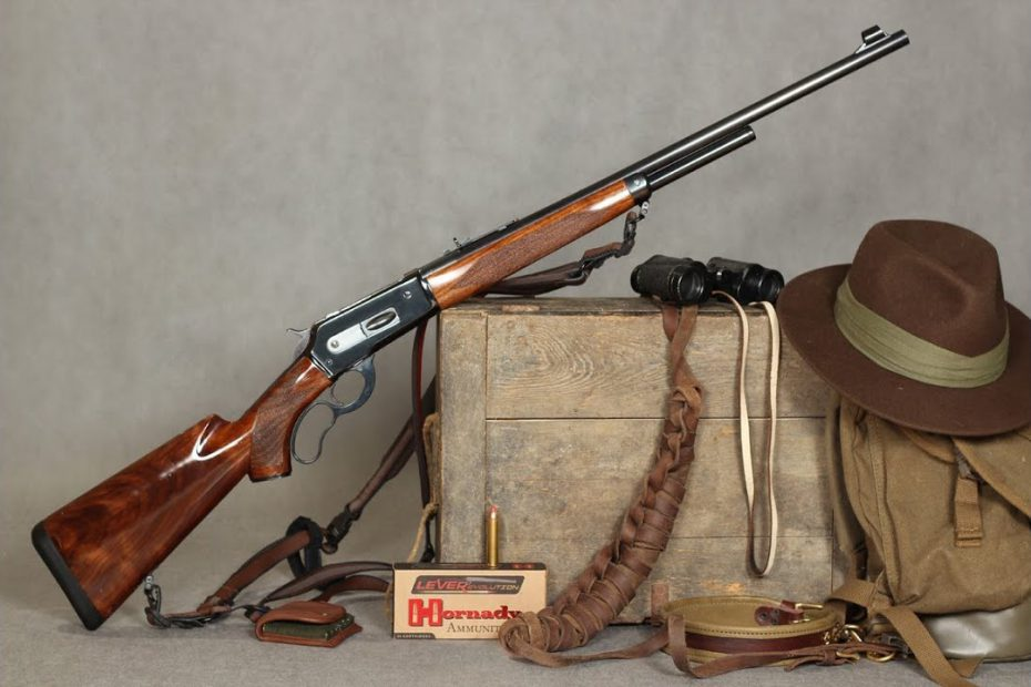 Pedersoli 1886/71 lever action meets Hornady LEVERevolution cartridge