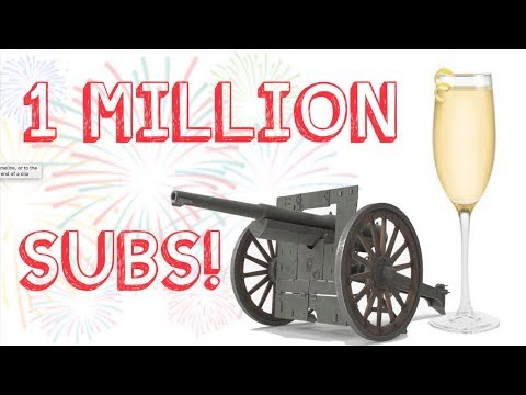 One Million Subscriber Special! The French 75 – Guns, Drinks, and Shirts!