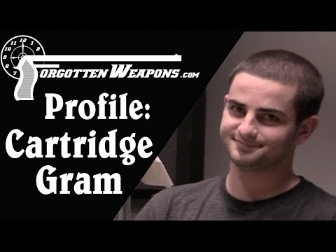 Researcher Profile: Cartridge_Gram