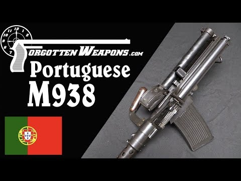 Portugal's MG-13: the M938 Light Machine Gun
