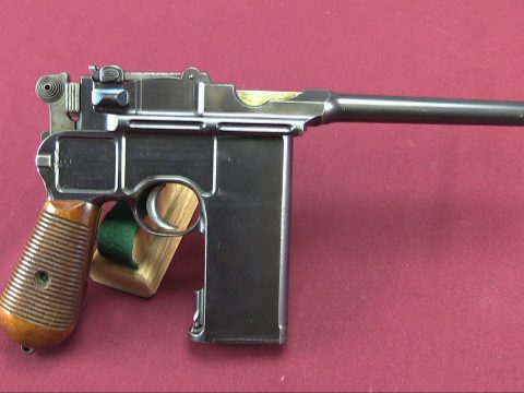 "20-Shot C96 ""Broomhandle"" Mauser"