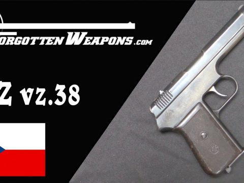 CZ38 – The Czech Ugly Ducking