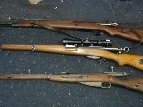 Military Surplus Firearms 101- Part 1