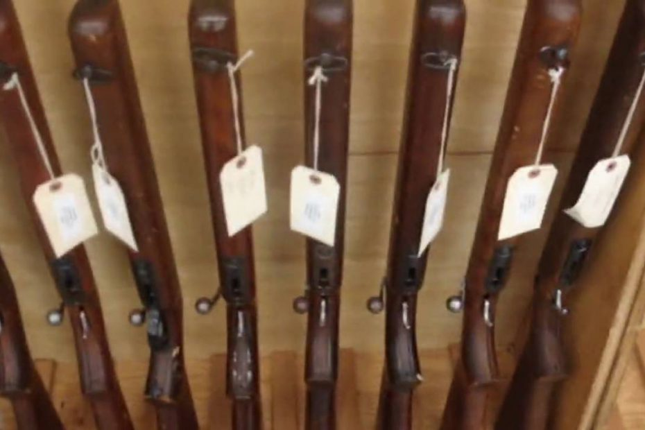 Civilian Marksmanship Program Sales Office, Anniston, AL CMP  M1 Garand Shopping