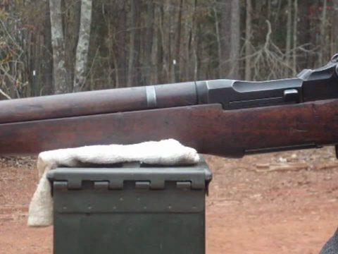 Loading and Shooting the M1 Garand