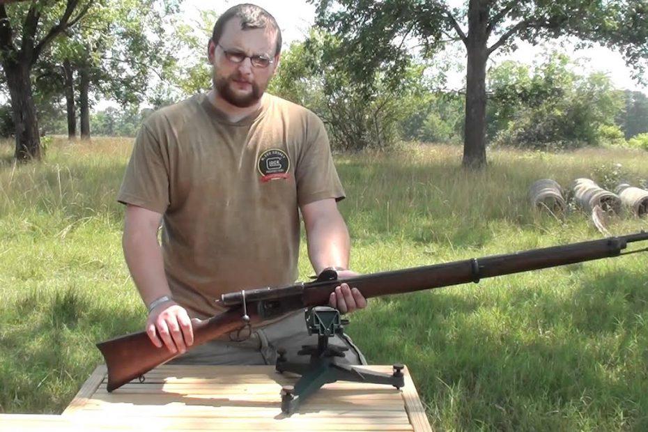 Swiss M78 Vetterli .41 RF Bolt Action Rifle Made in 1870's