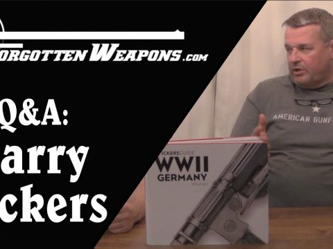 Q&A with Larry Vickers: German WW2 Gun and Modern Small Arms