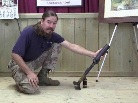 Type 89 Knee Mortar