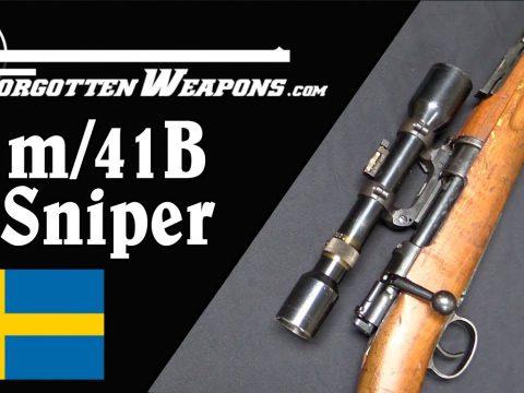 Swedish m/41B – Best Sniper Rifle of World War Two