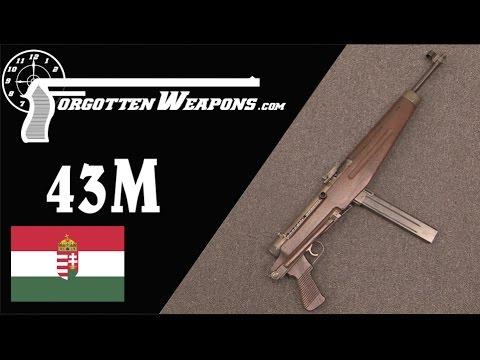Kiraly 43M: Hungary's Overpowered Submachine Gun