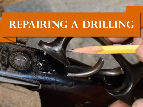 Anvil 066: Repairing a Drilling