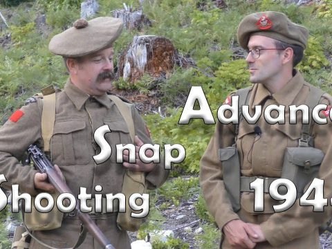 1944 British Advanced Snap Shooting