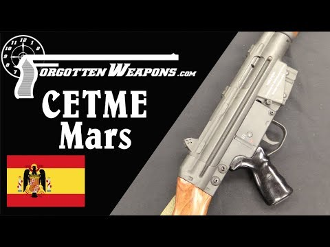 The Original CETME Mars Importation
