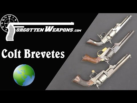"Colt ""Brevete"" Copies: Legal, Illegal, and Post-Legal"