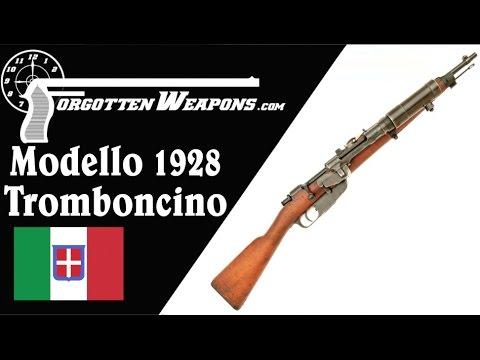 Modello 1928 Tromboncino Grenade Launcher