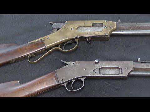Orvill Robinson's Innovative Rifles
