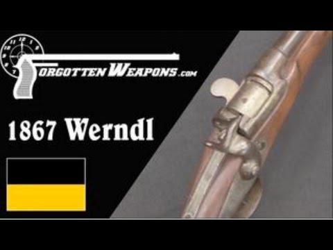 1867 Werndl Military Rifle