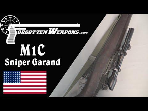 M1C Sniper Garand