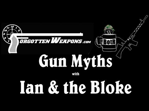 Four Annoying Gun Myths – with Bloke on the Range