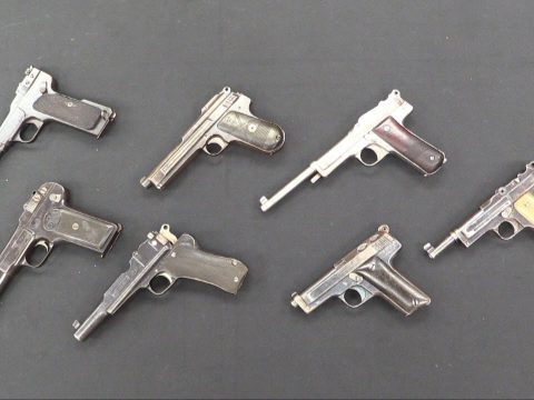 A Selection of Chinese Mystery Pistols