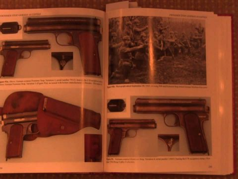 Book Review: Central Powers Pistols by Jan Still