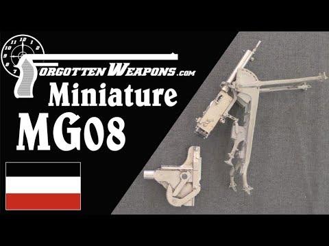 Watchmaker's Perfect Miniature MG08 Maxim