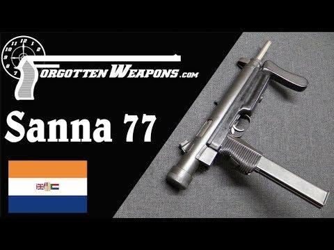Sanna 77: A Czech SMG Turned South African Carbine