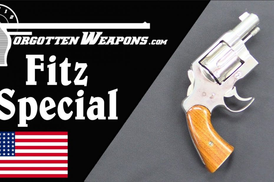 The Fitz Special: Art of the Gunfighter, Circa 1926
