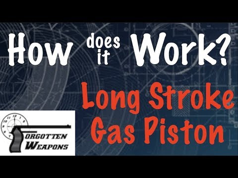 How Does it Work: Long Stroke Gas Piston