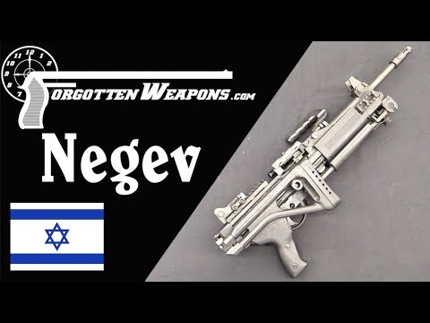Negev LMG: The Israeli Take on the SAW