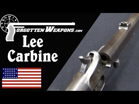 Lee Carbine: Gunmaking is not for the Faint of Heart