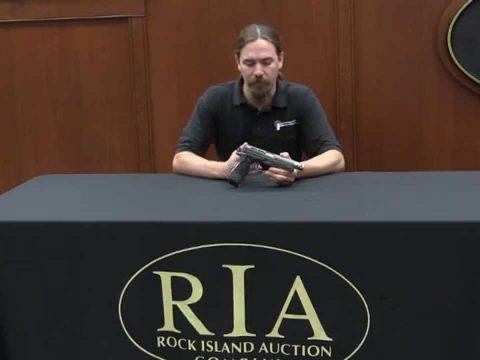 Colt Offensive Handgun