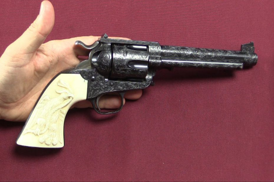Elmer Keith's Revolver Number 5