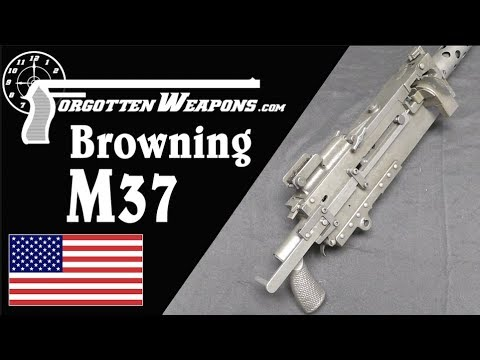 M37: The Ultimate Improved Browning 1919